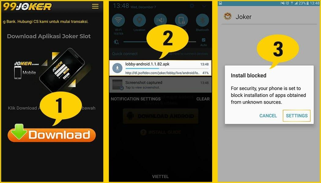download slot joker