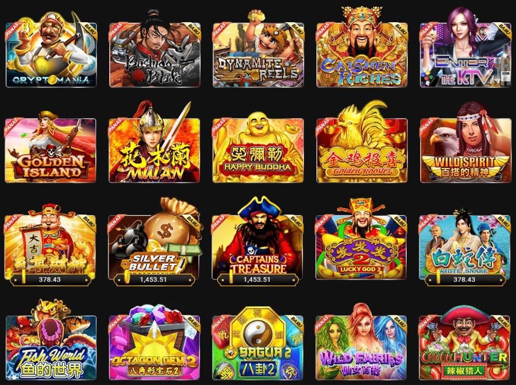 Game Online Pakai Rekening bank