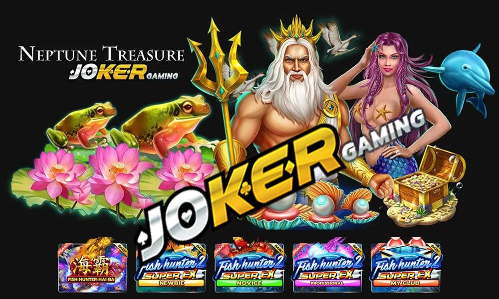 Situs Judi Slot Terbaik Dan Terpercaya No 1 Di Indonesia: Slot Joker123