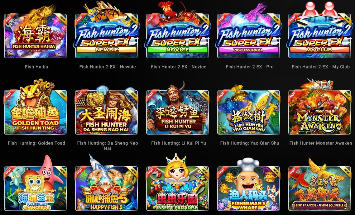 Situs Slot Joker Terbaru tembak ikan