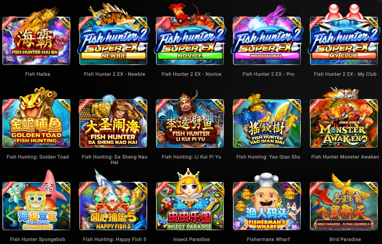 """Game Slot Joker: """"Deposit Pulsa"""" Main Slot Tembak Ikan"""