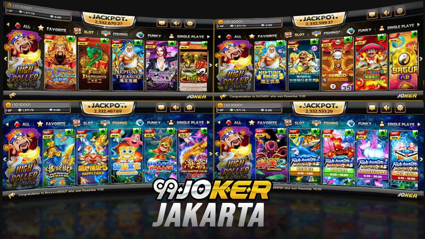 Daftar Joker123 Slot Games Jakarta Daerah Khusus Ibukota Jakarta
