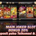 Joker Slot Depo Pulsa10rbu