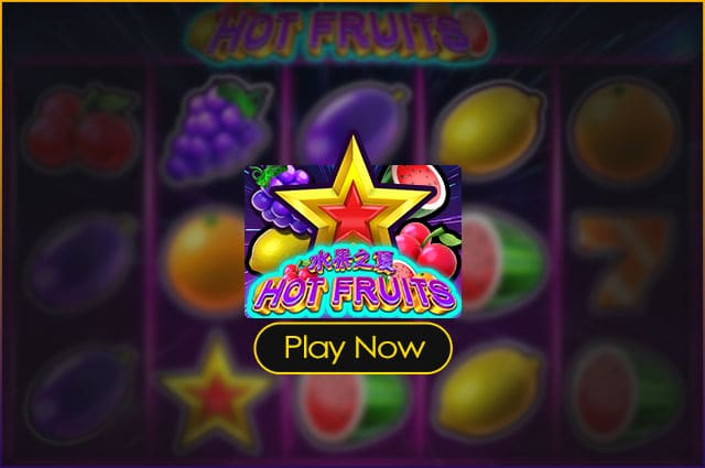 hot fruit joker terbaru