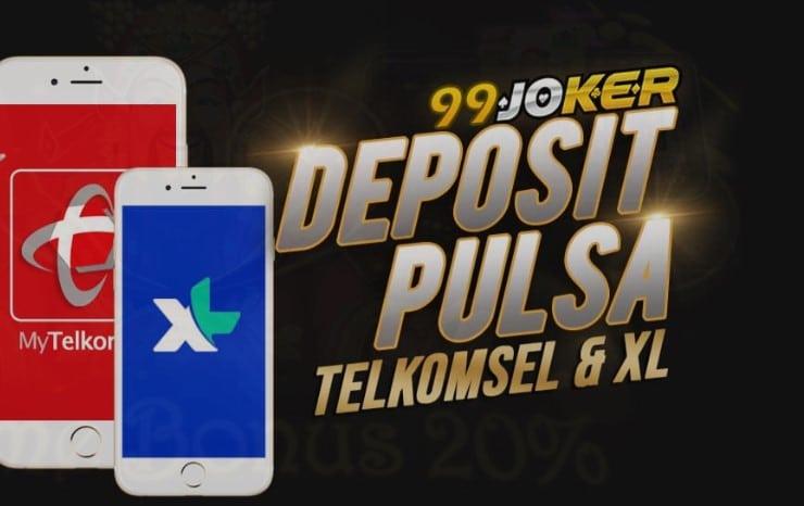 Joker Slot Deposit Pulsa